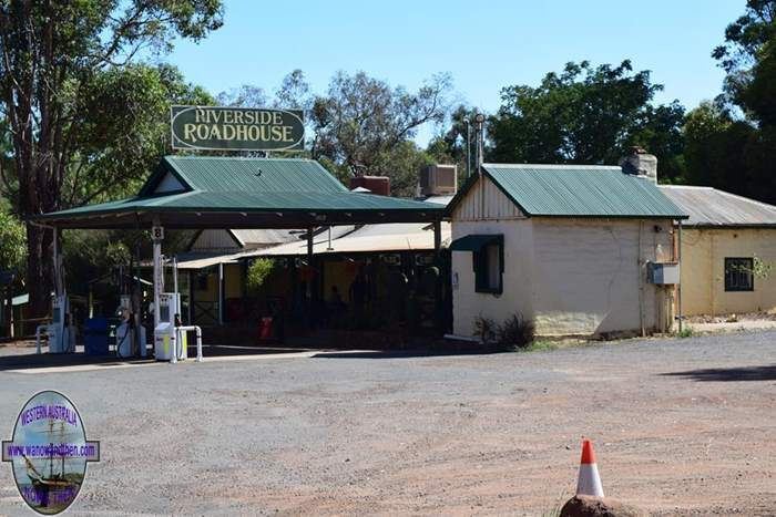 Bannister roadhouse