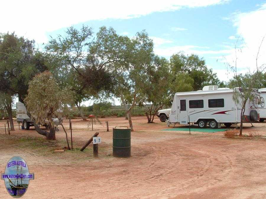 Hamelin Pool Caravan Park