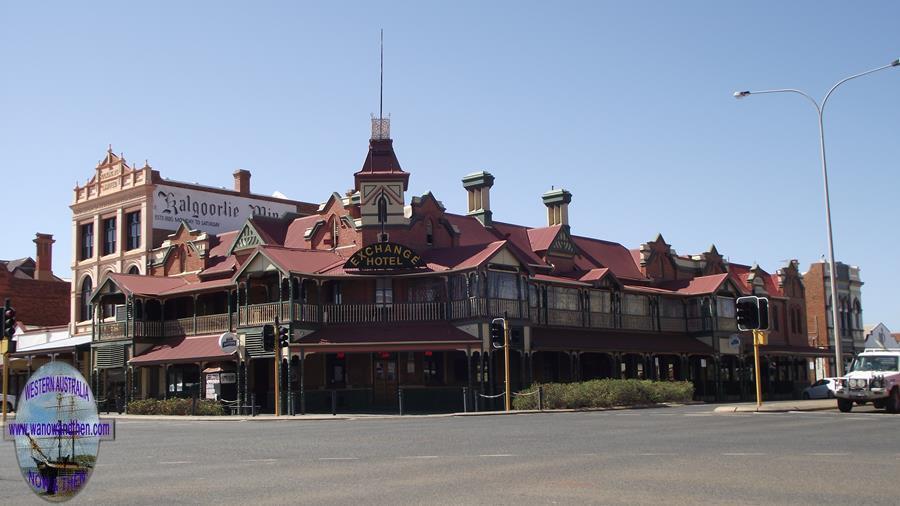 KALGOORLIE   Western Australia   www wanowandthen com