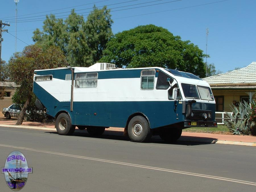Off Road Motorhome
