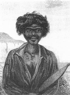Wylie - Aboriginal explorer