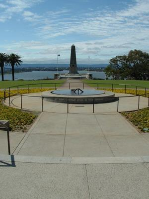 War memorial Kings Park