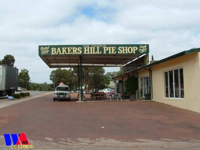 Bakers Hill