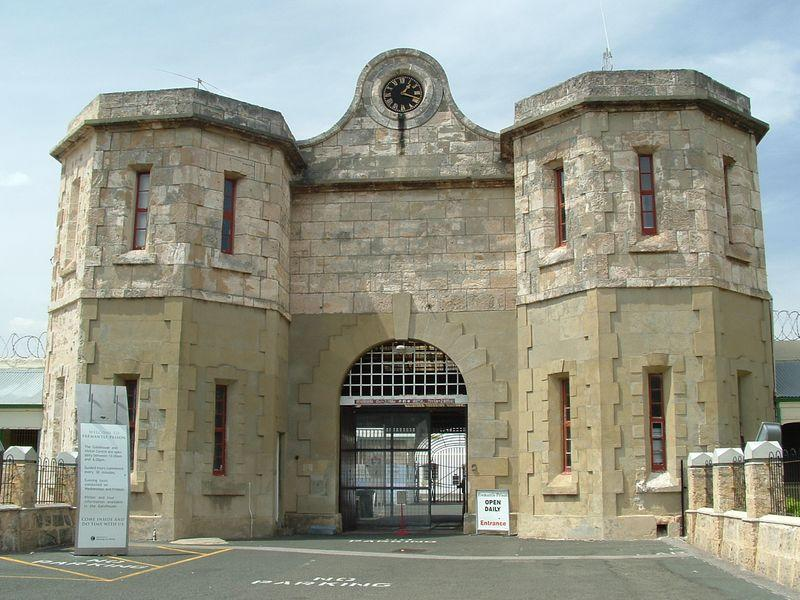 Fremantle Prison Night Tour Perth