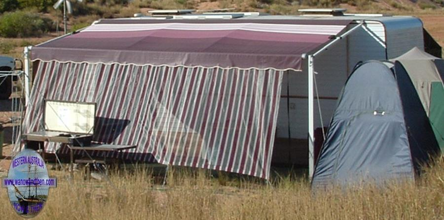 CAMPING PRODUCT REVIEWS - TENTS AWNINGS AND SHELTERS ...