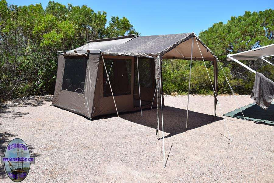 Boab Cabin Lite 108 tent & CAMPING PRODUCT REVIEWS - TENTS AWNINGS AND SHELTERS | Western ...