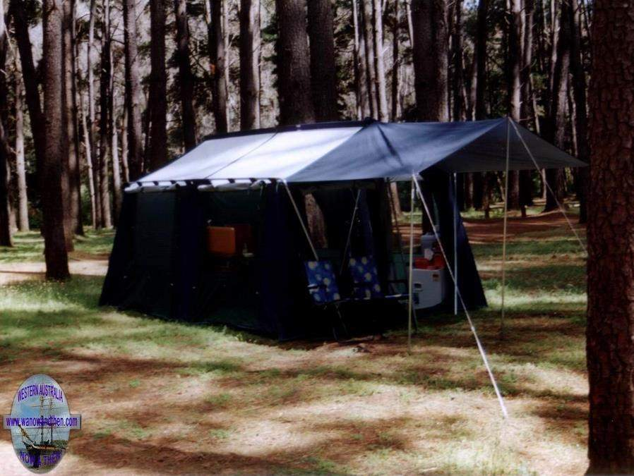 Stockman 8 Man Tent & CAMPING PRODUCT REVIEWS - TENTS AWNINGS AND SHELTERS | Western ...