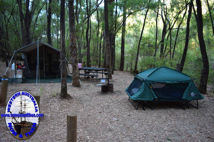 A Quickie in a Tent - Wellington National Park | Travel Blog