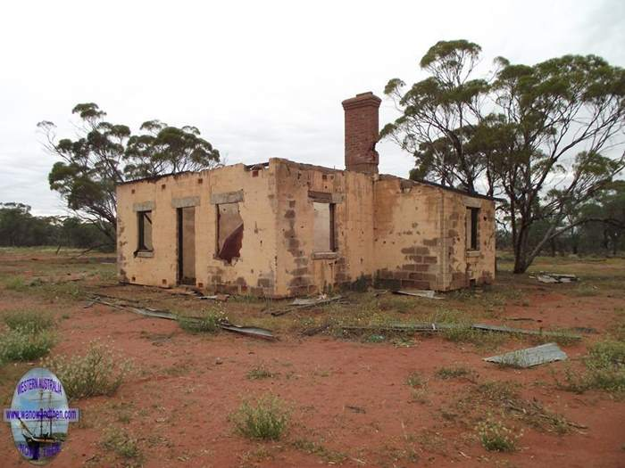 GHOST TOWNS - TOWNS STARTING WITH 'P' | Western Australia | www