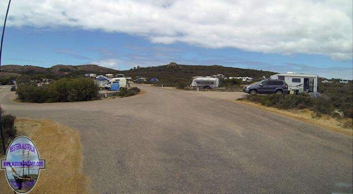 Lucky Bay Campsite
