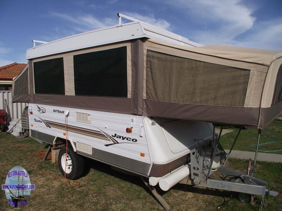 Luxury Used 2010 Jayco Swan Outback For Sale In Lysterfield Vic 3156
