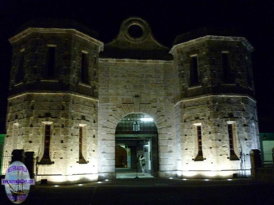 Old Gaol - Fremantle