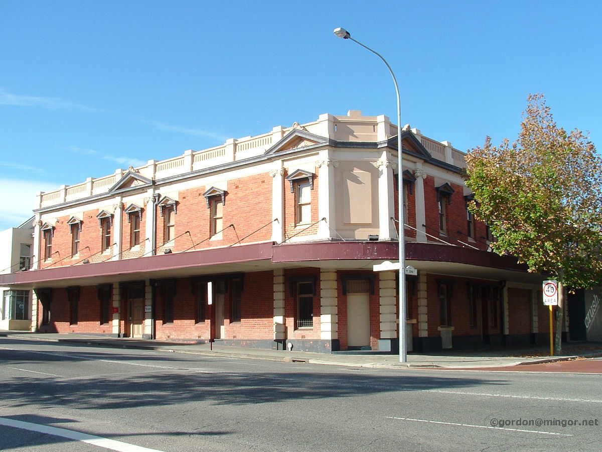 Fitzgerald Hotel - Northbridge