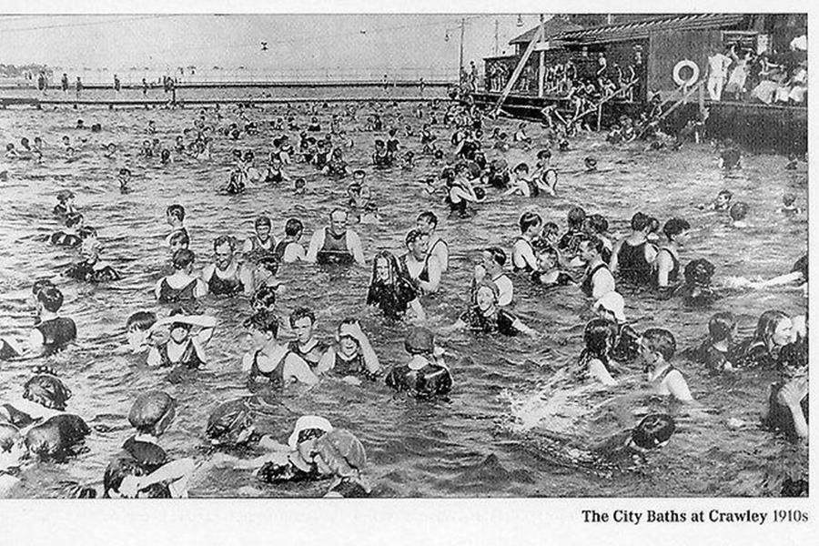 Crawley Baths - Lost Perth Facebook page