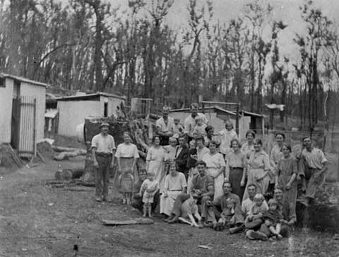 Group Settlement (C) State Library of WA