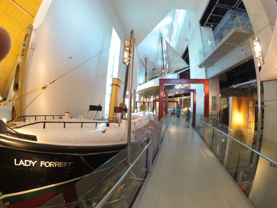 Maritime Museum Picture Gallery